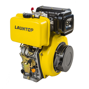 Strong durability 192f 10hp air cooled diesel engine