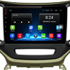 For Jeep Cherokee 10.1inch Android Car Stereo Radio DVD Player, HD Touch Screen Radio GPS Navigation