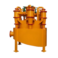 Ore separator gravity chrome hydrocyclone for sand and clay separation