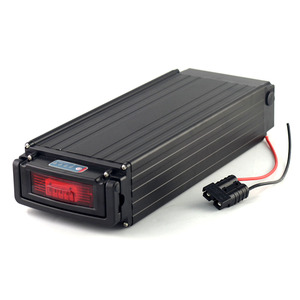 Rechargeable 48V 20Ah Lithium Ion Electric Bicycle Battery for 1000W Electric Bike