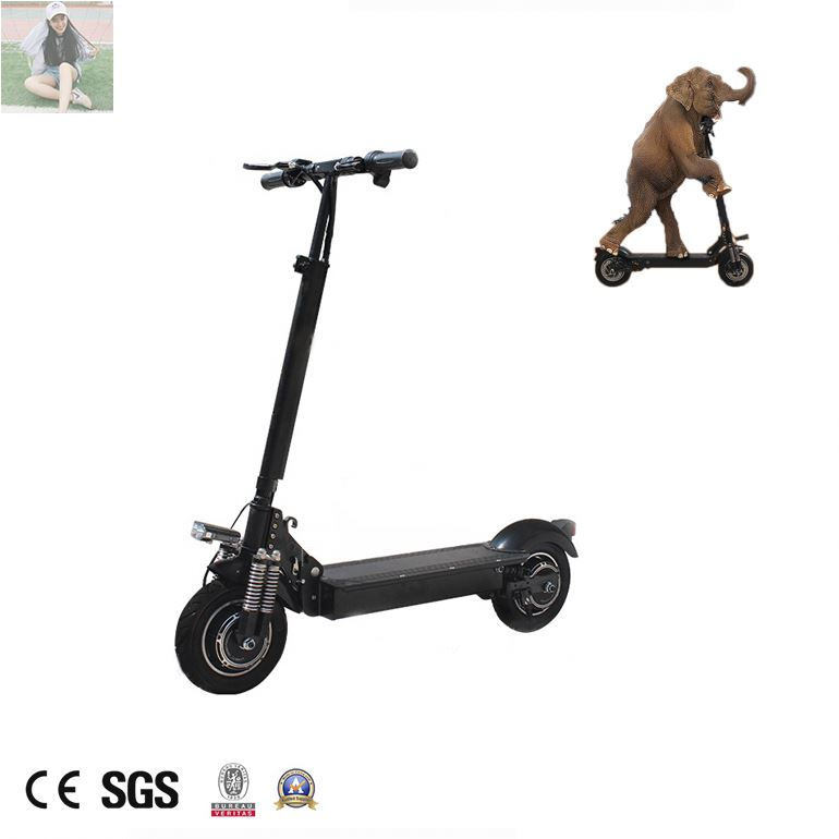Elektro-scooter Reichweite Elektrische Klapp Roller Erwachsene Kick Roller China Fabrik Elektrische Roller