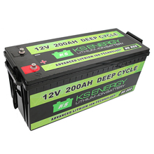 GSL ENERGIE Lifepo4 <span class=keywords><strong>Batterie</strong></span> Pack 12 v 200ah Lithium-Ion <span class=keywords><strong>Batterie</strong></span> Mit 3000 Zyklen