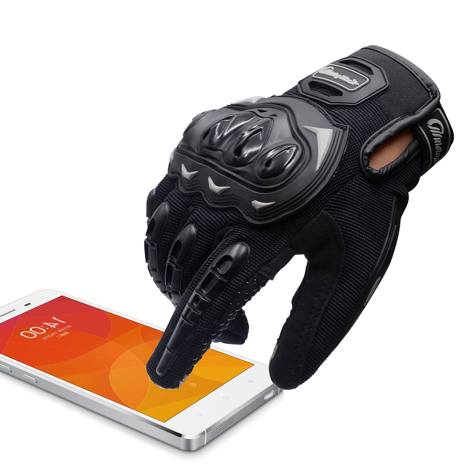 Universal MCS-17 <strong>Motorcycle</strong> <strong>Riding</strong> Gloves Full Finger Protective Gloves Sports <strong>Motorcycle</strong> Gloves guantes para moto
