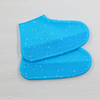 Silicone Reusable Overshoes Sneaker Sock Cheap Blue Shoe Covers Waterproof For Rain