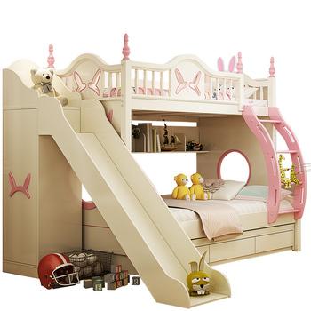 Funky Creative Pink Girls Bedroom Bunk Beds - Buy Pink ...