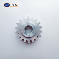 Customized Powder Metal Metallurgy Sintered Pinion Small Spur Gear
