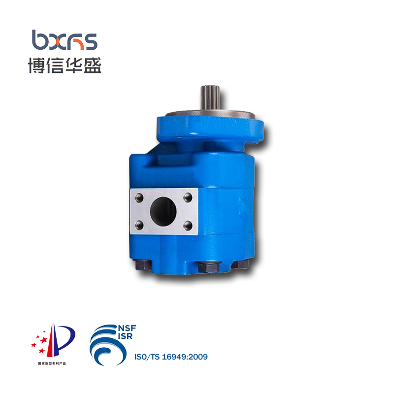 PERMCO replacement gear pump china factory sale high pressure P7600 hydraulic gear pump for truck