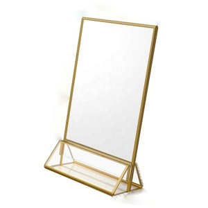 Acrylic Stand Menu Holders Photo Frames
