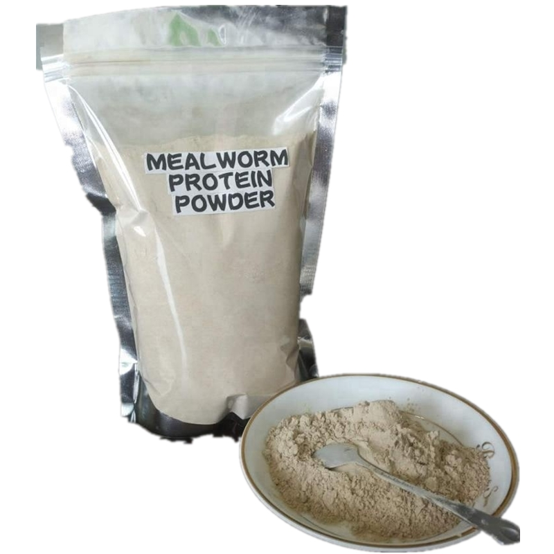 Defatted Mealworm protein powder for natural <strong>food</strong> colors
