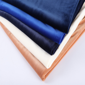 knitted technics and 100% polyester material upholstery textile fabric