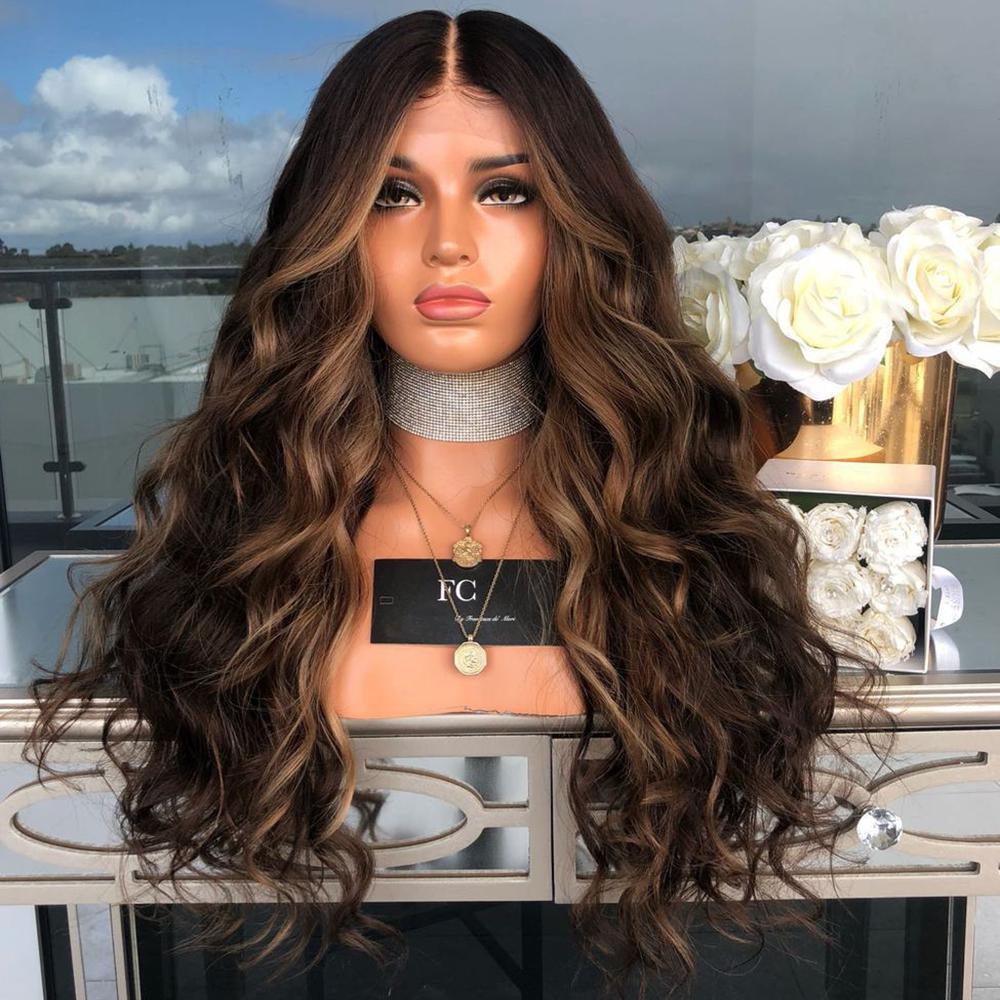 Acconciature capelli lunghi mossi