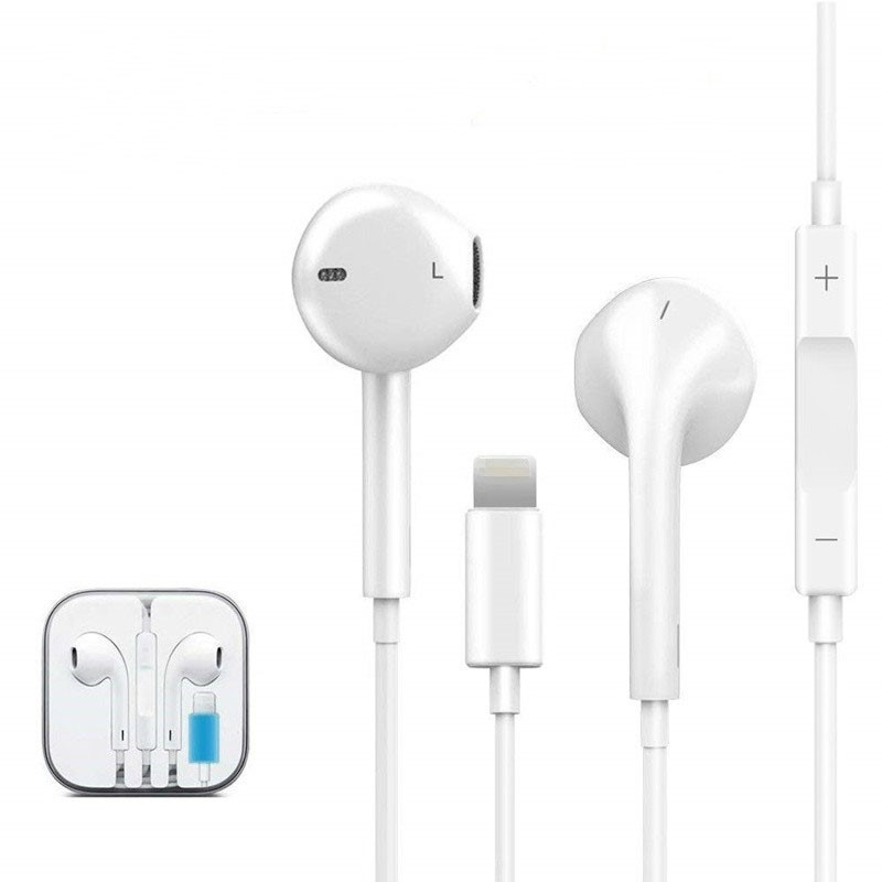 Wired Mini Bluetooth Earphone Earbuds With Mic For Iphone 8 7 Plus X Xr Xs Max Earphones Stereo Headphone Buy At The Price Of 2 24 In Alibaba Com Imall Com