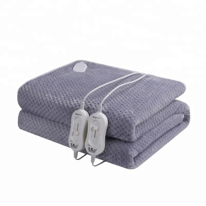 Coral Fleece Safe Fleece Electric Blanket