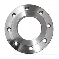 high quality 300# 18 in ANSI A105 food grade sorf stainless steel flange adaptor