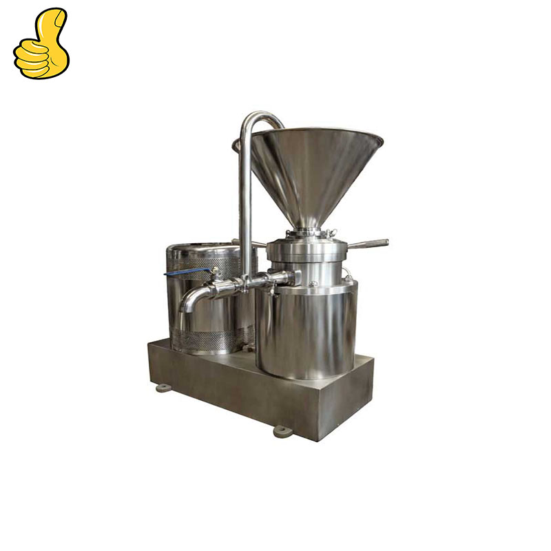 Capacity 70kgs/h mesh 50-100 electric peanut butter colloid mill colloid mill for <strong>food</strong>