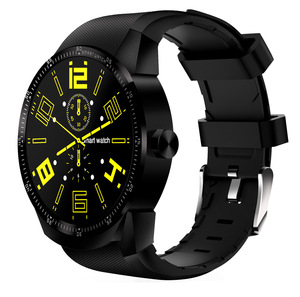 New Arrival Luxury Bluetooth 3G Smart Watch K98H Heart Rate SIM TF Card Smartwatch For Android iOS