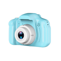 Camera Kids Toys Mini HD Cartoon Cameras Taking Pictures Gifts For Boy Girl Birthday Language Switching Timed Shooting HD real