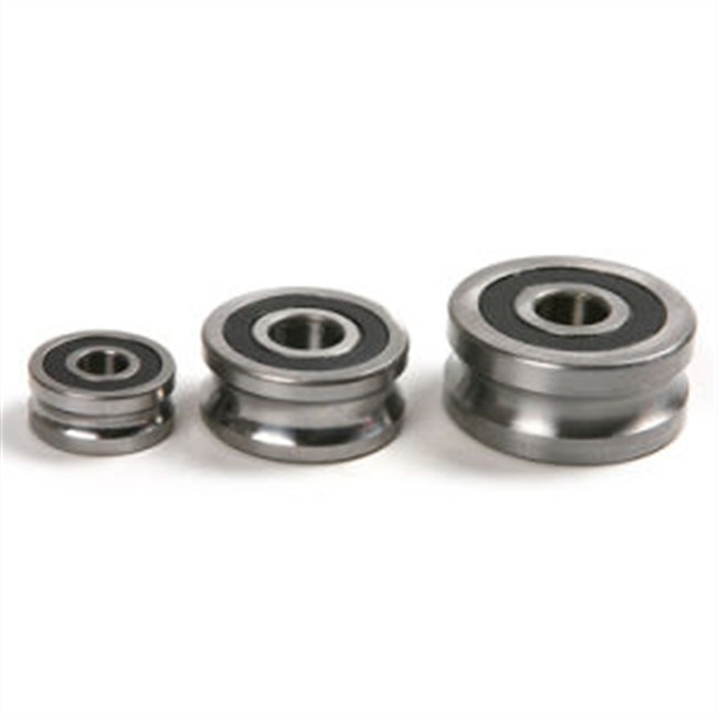 Originele merk NSK 6203 Bearing V Groove Ball Bearing
