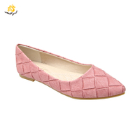 Infinite Stroll Girl P1904013 OEM & ODM Service factory direct wholesale designed women flat shoes ballerina