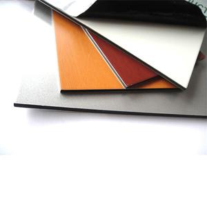 Cheap Price Aludecor Acp Sheet Many Colors To Choose Aluminium Composite Panel