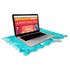 Good selling Custom Washable Laptop Cold Gel Pad