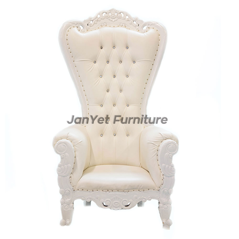 Phenomenal Wholesale Wedding Event Baroque Queen Leather White Throne Chair Buy Leather White Throne Chair Queen Leather White Throne Chair Baroque Queen Gamerscity Chair Design For Home Gamerscityorg