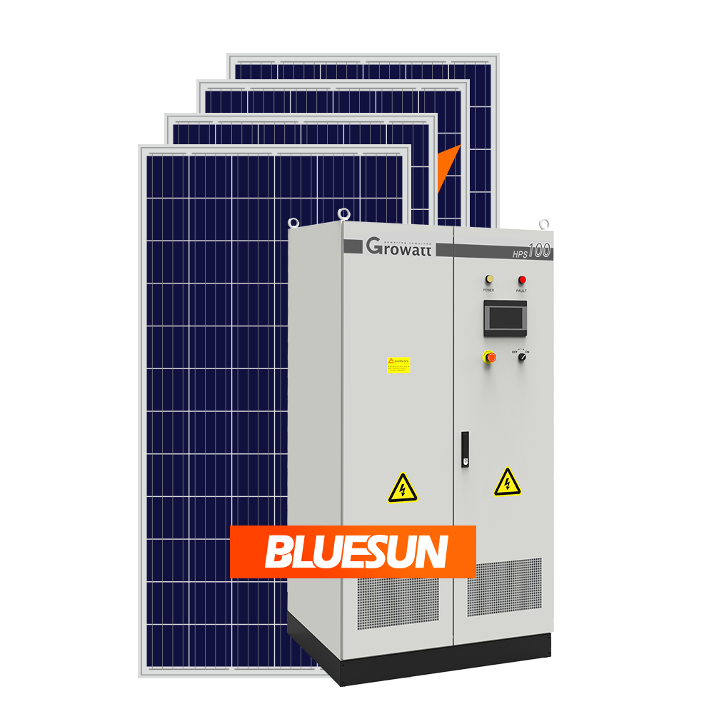 Bluesun 1mw solar+<strong>energy</strong>+systems sun tracking solar panel system electricity solar panels from china for factory