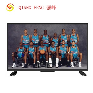 32 Inch Smart Android LED TV without glass model 1080P HD TV new Model China Temple Glass LCD TV SKD CKD