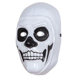 Promotional halloween game ghost rider party trooper mask