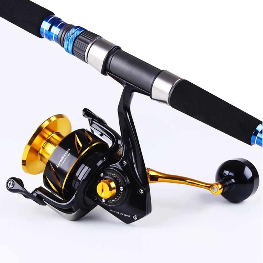 fishing reel spinning Drag Power 4kg Carretilha De Pesca Moulinet Peche, 262g