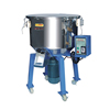 Best price sales PP HDPE PET PVC plastic color blending silo dryer stainless paddle mixer