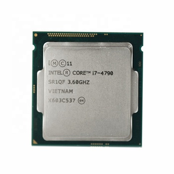 Good price for cpu intel bulk core i7 stock used for computer