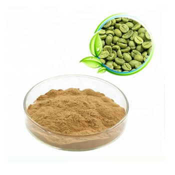 Factory Supply High Quality Green Coffee Bean Extract Powder Buy