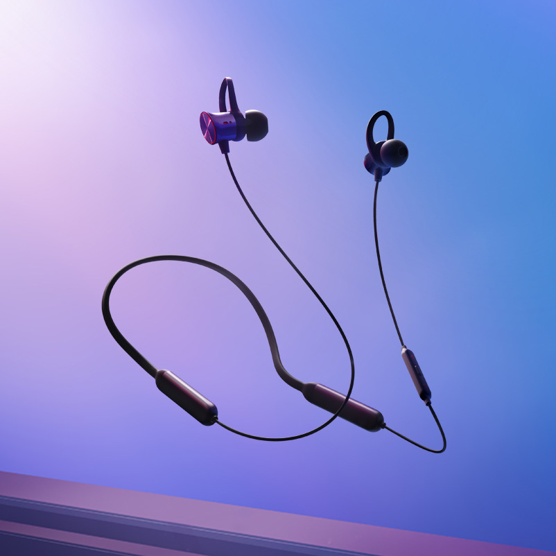 Original for Oneplus Bullets Wireless Earphones aptX Neckband For Oneplus 6 Free Your Music Freedom From Wires