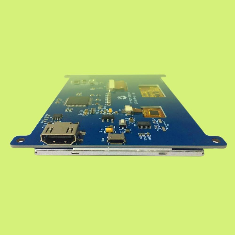 5 inch HDM 800X480 USB touch screen display Raspberry Pi 4 <strong>LCD</strong>