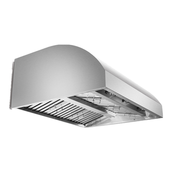 "60"" American Style 1100 cfm BBQ Stainless Steel Exhaust Fan Kitchen Range Hood"