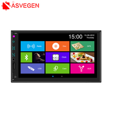풀 Touch Screen Universal 안드로이드 Car Video Radio Stereo DVD Player 와 MP5 Wifi GPS Navigation