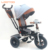 tricycle 3-wheeler buggy / baby stroller 360 degree / baby driewieler kids stroller bike