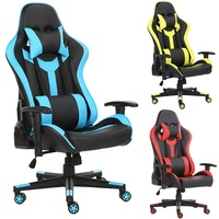 2019 New Arrival Racing computer lounge PC gaming chair with adjustable armrest