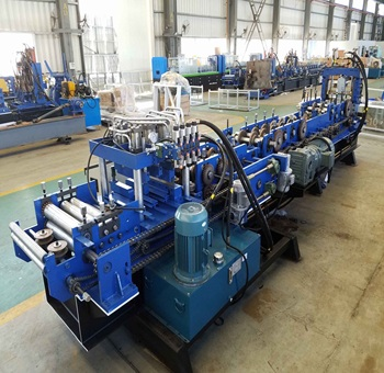 CE ISO&SGS Passed Metal C Purlin Roll Forming Machine For Making C Shape Purlin Roll Former Prices