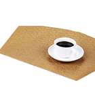 Eco-Friendly wholesale heat resistant beautiful table mats placemat