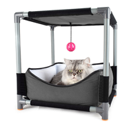 Jiaxing Leyou Pet wholesale patent DIY warm cat bed Cat tree cat accessories