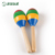 wooden educational  toys for kids music instruments  wooden maracas