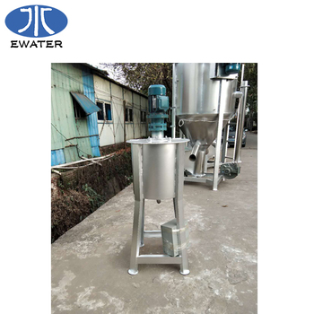 chemical agitator soap powder mixer industrial machine,0.75kw,380V,130rpm