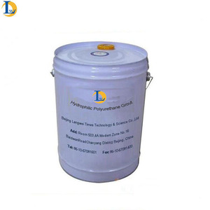 One Component Hydrophilic PU Grouting Material