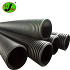 flexible sewer pipe/hdpe pipe for sewage/corrugated plastic pipe price