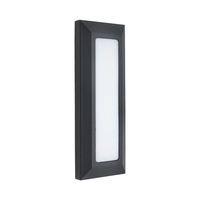 Outdoor Wall Light Indoor Recessed Led Stair Step Aluminum 6W Smd