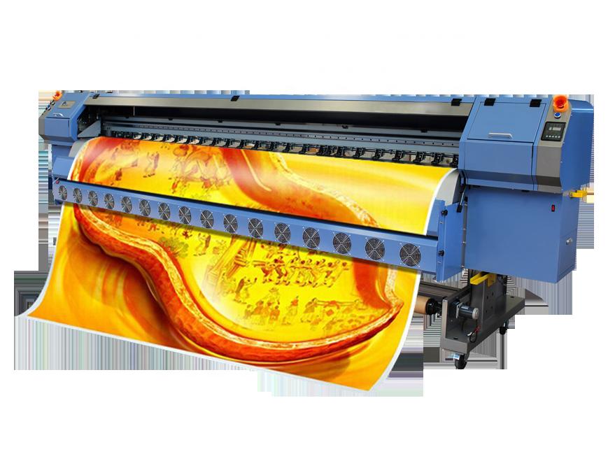 Outdoor Printer,Flex Banner,Vinyl Printer With Konica Printhead ...