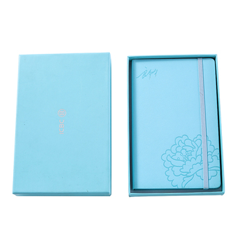 2019 Labon cuadernos escolares Custom Printing Gratitude Journal Debossed Logo Leather Notebook