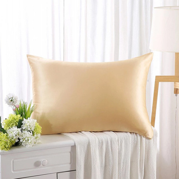 Top Sale China Manufacturer Satin New Style Silk Jacquard Pillowcase